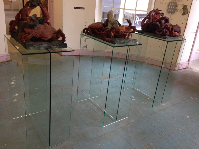UV Bonded Toughened Glass