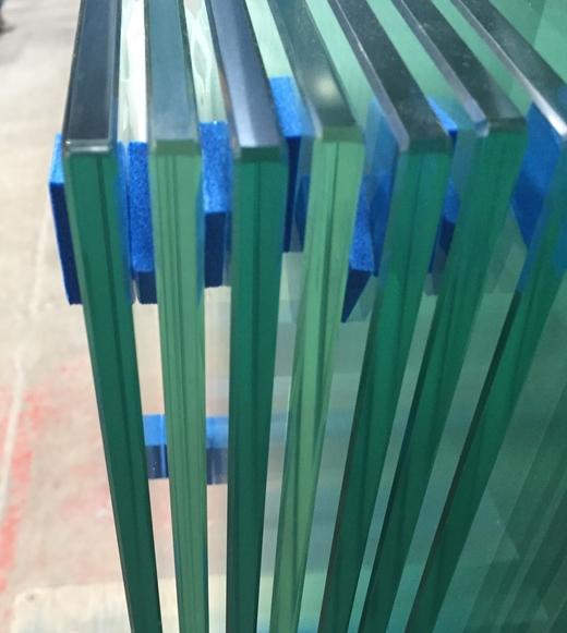 Polished Edge Glass