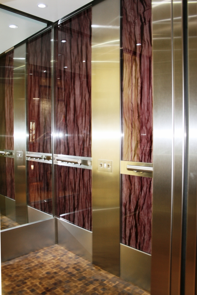 Toughened EVA Laminated Glass